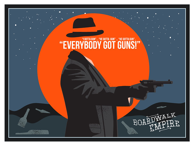 EVERYBODY GOT GUNS