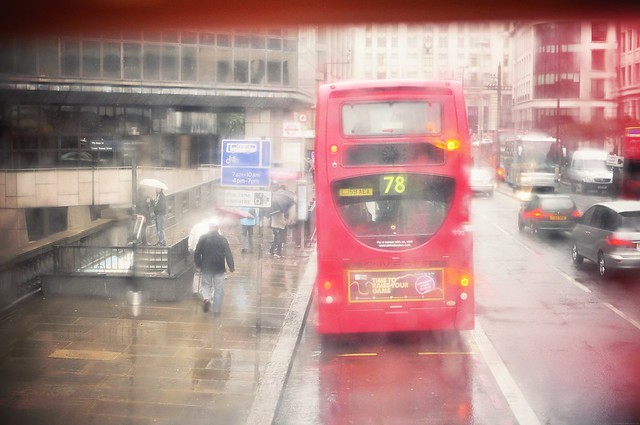 Rainy London Day (2)