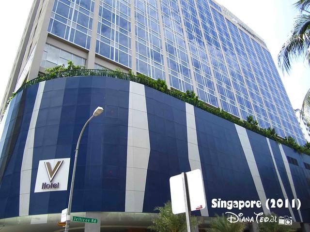 V Hotel Lavender Singapore 01