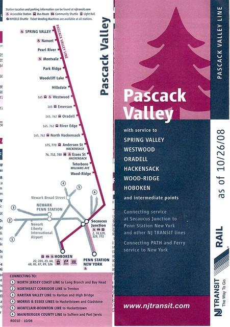 Pascack 2008-10