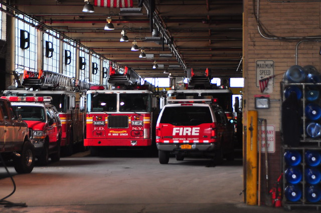 FDNY Paige Avenue Fleet Services