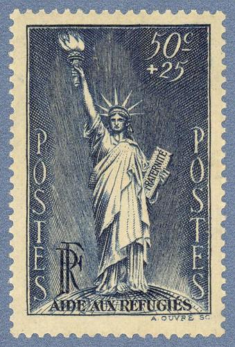 Aide aux réfugiés. 1937