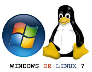 Linux or windows which operating system should you opt for part one bigrock blog - Should i buy or build a new home pros and cons for either choice ...