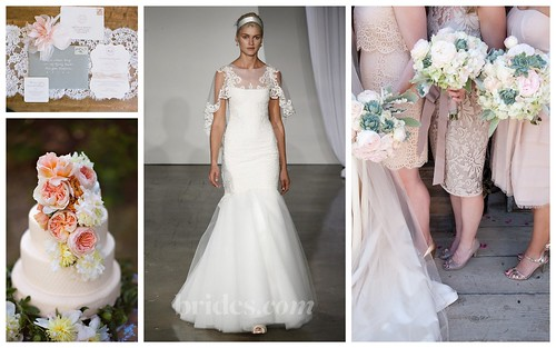 {Hot Trend} Romantic Vintage Wedding Style by Nina Renee Designs