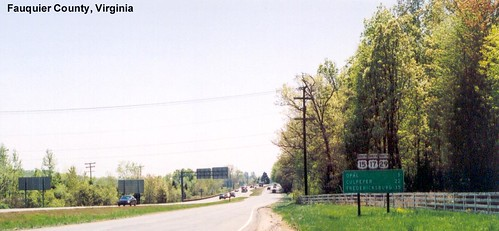 Fauquier County VA