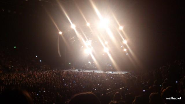 Maroon 5 Australian Tour 2012