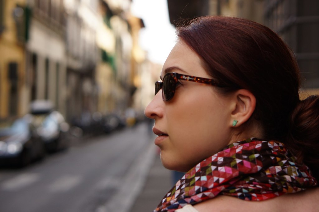 Portrait in Florence