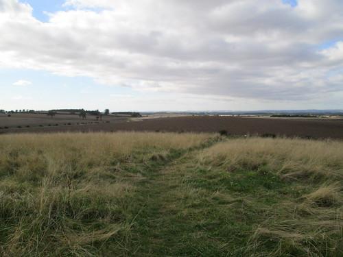 Duddo landscape