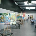 Work in Progress, at the Seawhite Studio, Partridge Green 2006
