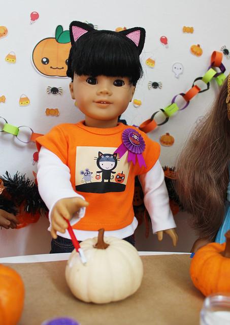 Glittering Pumpkins 2012: 5