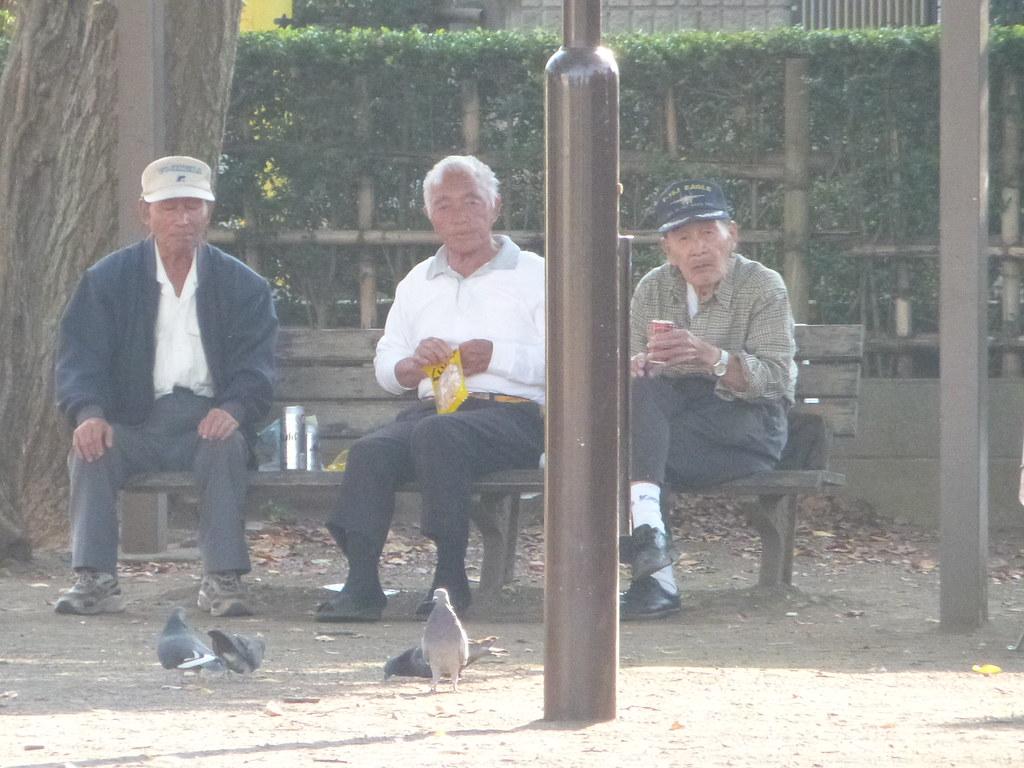 Tokyo's Convivial Parks