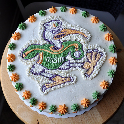 Grooms Cake Top