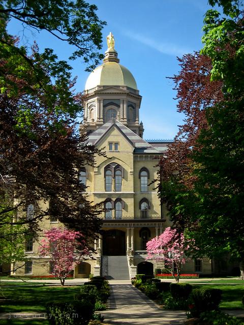 Notre Dame, Main Building