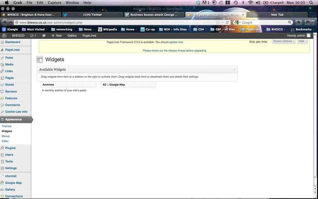 wordpress error1