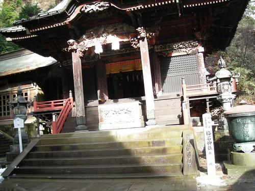 榛名神社本殿