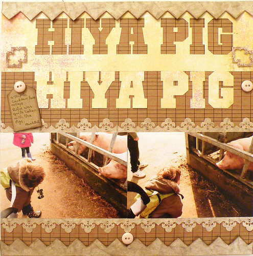 Hiya Pig