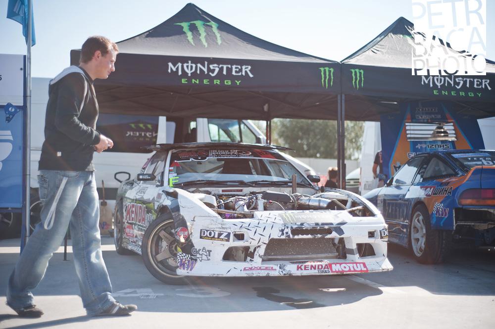 KOED, Slovakiaring, King of Europe Drift, Dmitriy Illyuk, Nissan 200SX S13