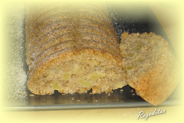 CAKE DE MANZANA Y LIMA