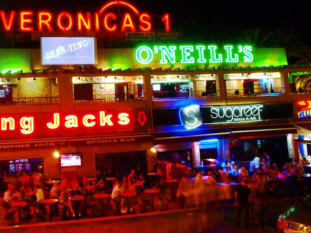 Veronicas Playa de las Américas,