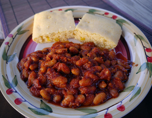 Cheater Baked Beans from Veganomicon (0018)