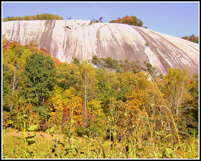Elevation Of Stone Mountain Nc : Hiking in stone mountain state park nc flickr photo