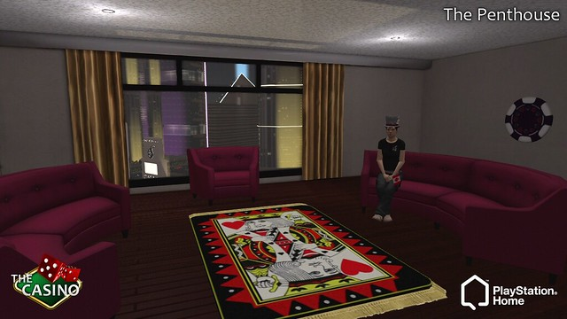 PlayStation Home: Penthouse Peek