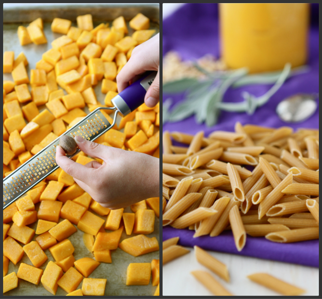 sage pasta with butternut squash sage and pine nuts butternut squash ...