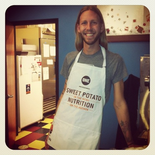 Dan Bosman Mars Cafe