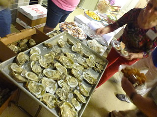 Apalachicola Oysters on the Half Shell