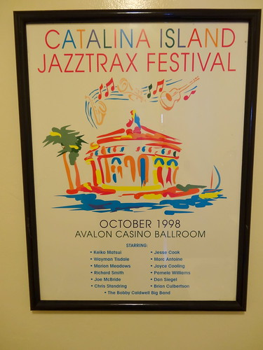 Ava at Catalina Jazz Trax Festival 2012