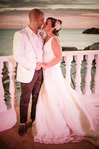 Donna & Paul by Ibiza Photography