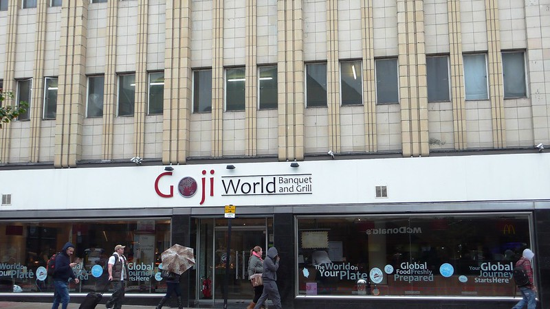 Goji World Restaurant, Romford