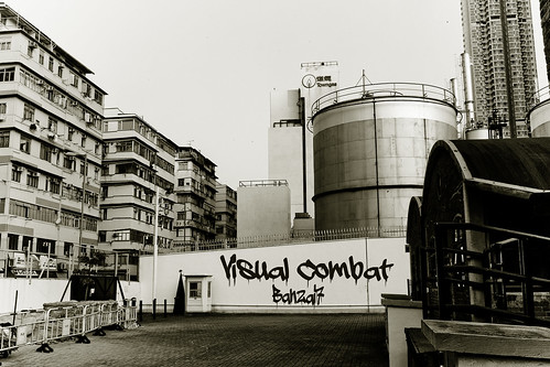 VISUAL COMBAT by Colonel Flick