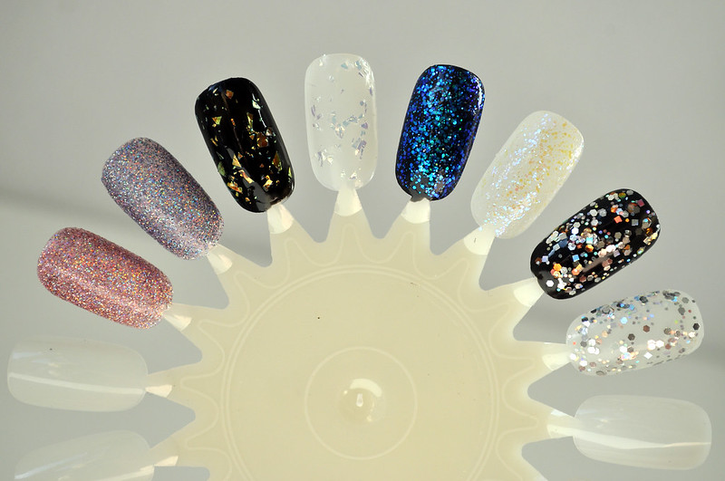 models own wonderland nail polish swatches 1