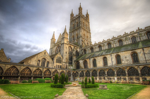 Gloucester Cathedral HDR