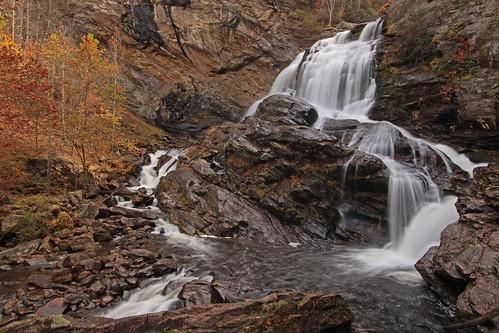 nantahalanationalforest cullasajafalls