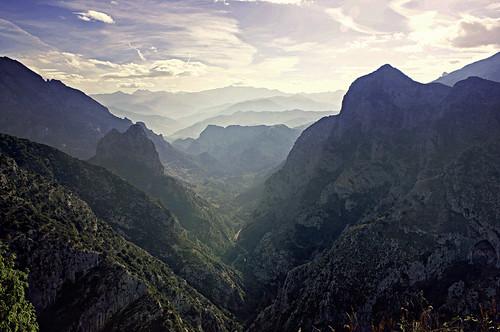 Mirador Sta Catalina- Desfiladero de la Hermida