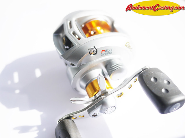 Abu Garcia Revo STX Orange seals BocaBearings 1