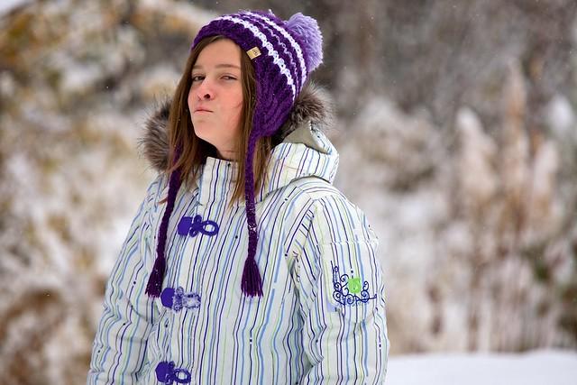Snow Day – Grrrr