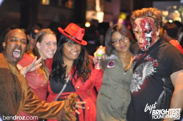 Oct 27, 2012-Halloween BYT71 - Ben Droz