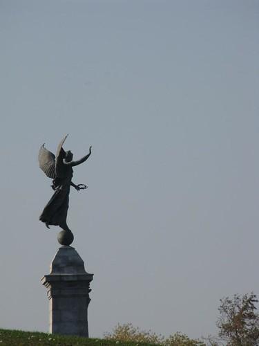 L'ange vagabond