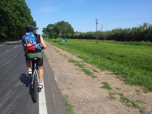 Ciclismo - 280km - Salida a Nogales, S.J.Esquina, Arteaga