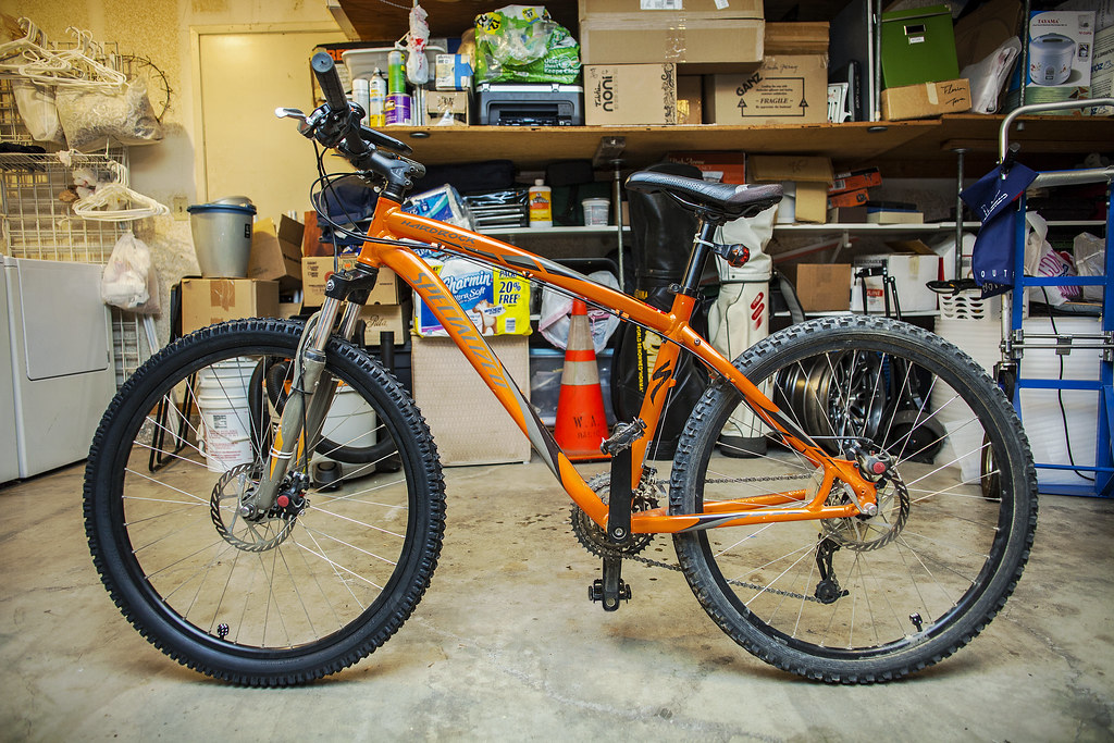My 2009 Specialized HardRock Sport Disc  Nothing special