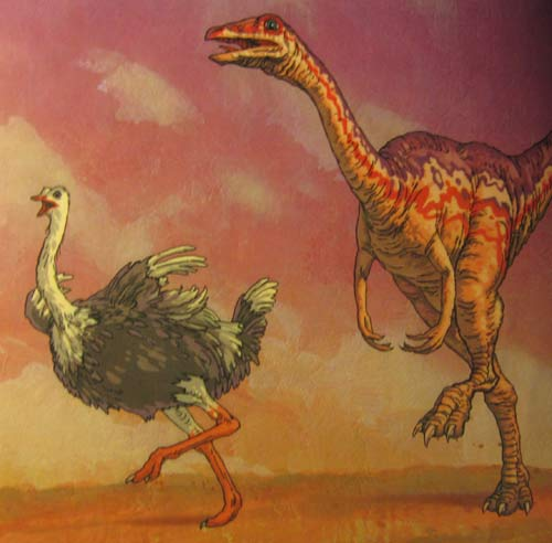 _Prehistoric World_ Series - Ornithomimus, 2006