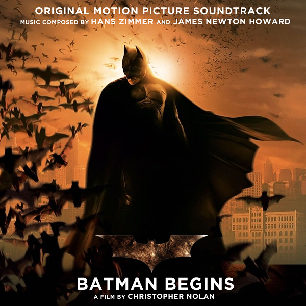 Batman Begins Soundtrack Cover | Flickr - Photo Sharing!
