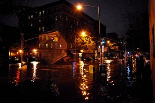 Hurricane Sandy Flooding East Village 2012 2