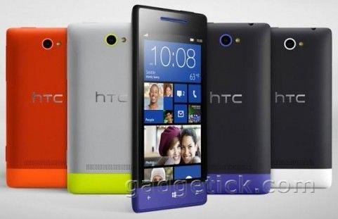 HTC 8S в России