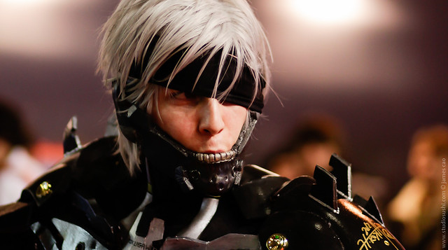 Paris Games Week 2012 | Metal Gear | Jack Raiden | by Studiosushi
