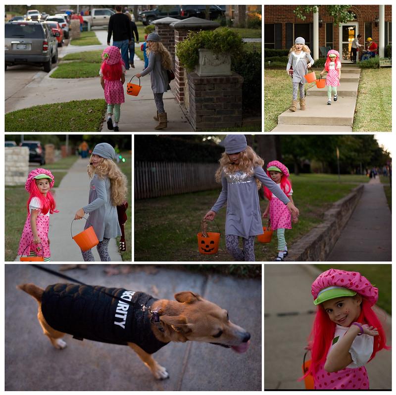 halloween collage 3