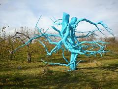 Créations-sur-le-champ, Land Art Mont-Saint-Hilaire 2012